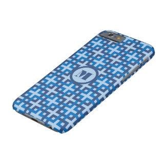 Blue Squares iPhone 6 Case