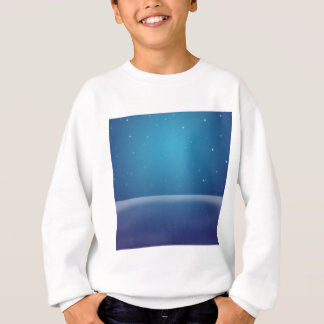 Blue Stars Sweatshirt