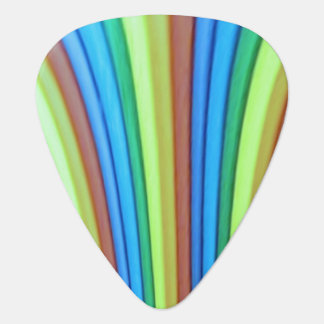 Blue Strings Custom Guitar Picks by Janz