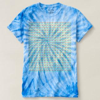 Blue Tie Dye Shirt