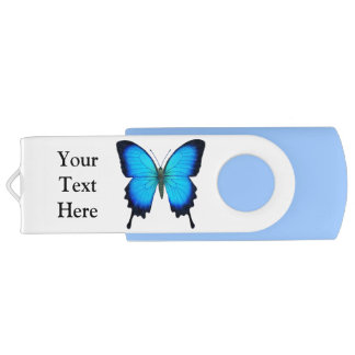 Blue Ulysses Butterfly 3.0 32MB Flash Drive