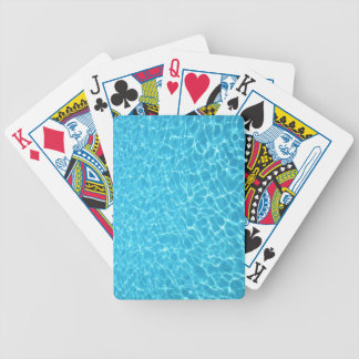 Blue Water Playing Cards