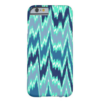 Blue Wave Pattern Phone Case