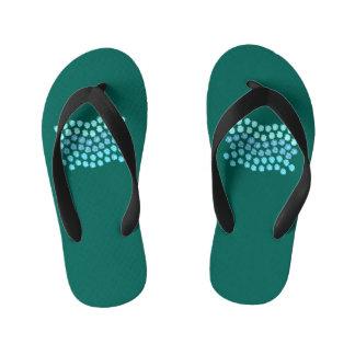 Blue Waves Kids' Flip Flops Thongs