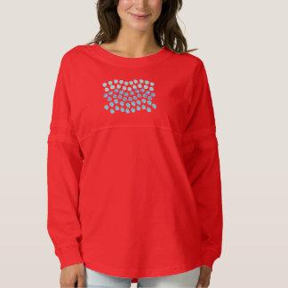 Blue Waves Women's Spirit Jersey T-Shirt