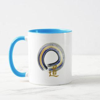 Blue Way, Zen Enso Mug