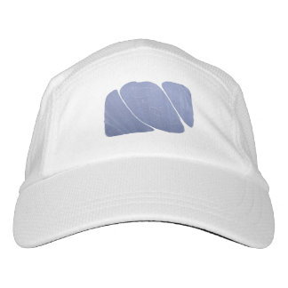 Blue-White Dreamy Marbled Hat