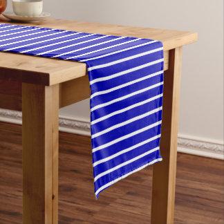 Blue White Pinstripe