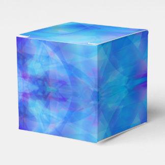 Blue Wings Favour Box