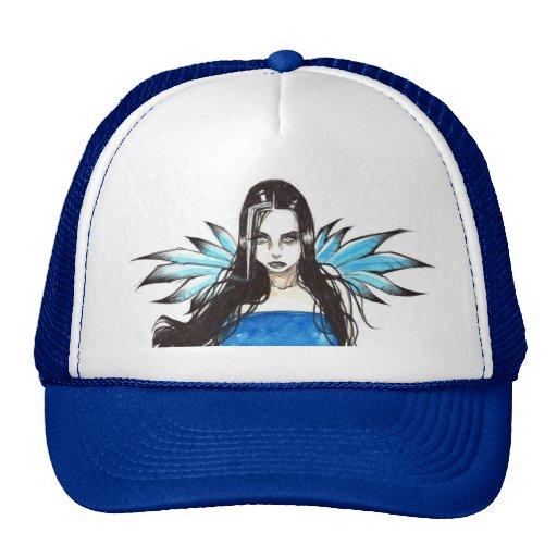 Blue Wings Trucker Hat