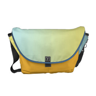 Blue & Yellow Ombre Commuter Bags