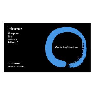 Zen business card templates 5000 zen business cards for Zen business cards