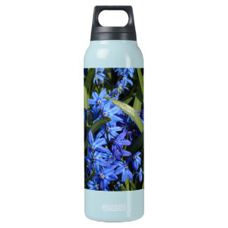 bluebells insulated water bottle