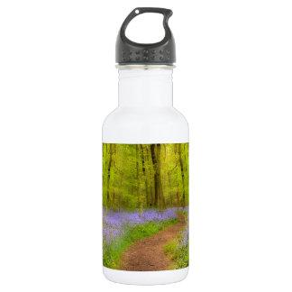 Bluebells path 532 ml water bottle