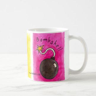 Blueberry Bombshell Coffee Mug