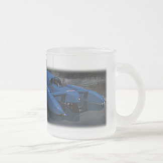 Bluebird K7 Frosted Glass Coffee Mug