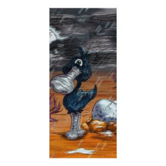 Bluebird Rack Card