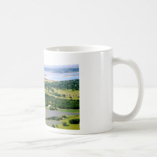 bluebonnets.JPG Basic White Mug