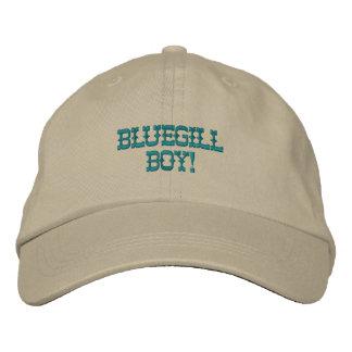 Bluegill Boy Custom Cap Embroidered Baseball Caps