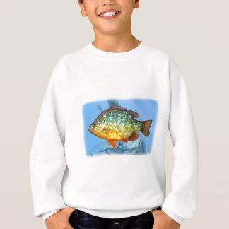 bluegill fish sweatshirt