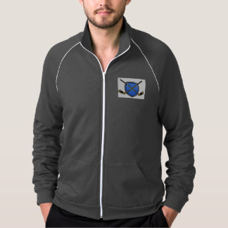 Blueliner Shield Track Jacket