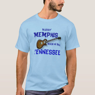 Blues Memphis T-Shirt