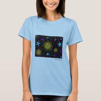 bluestarsinvert T-Shirt