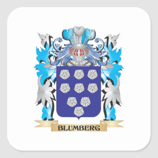 Blumberg Coat of Arms Stickers