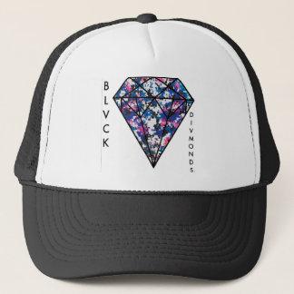 BLVCK DIVMONDS - Pink Camo Trucker Hat