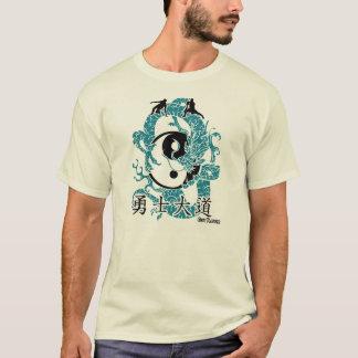 Blvd. Warriors Yin Yang - Cult Flavour T-Shirt