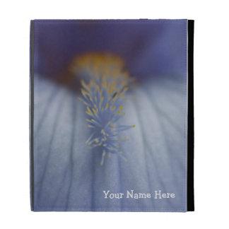 BLYE Blue and Yellow Iris iPad Cases