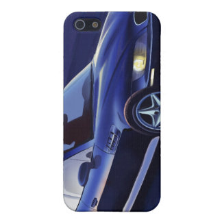 BMW Z3 Coupe Illustration Case For The iPhone 5