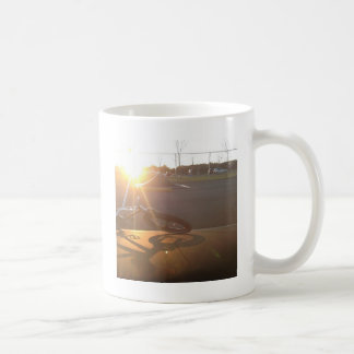 BMX Sunset Coffee Mug