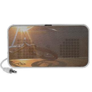 BMX Sunset Portable Speaker
