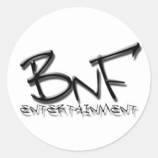 BnF Sticker