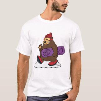 boarder bear T-Shirt