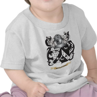 Boarder Coat of Arms (Family Crest) Tee Shirt