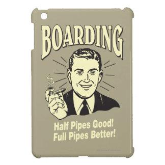 Boarding:Half Pipe's Good Full Better iPad Mini Cover