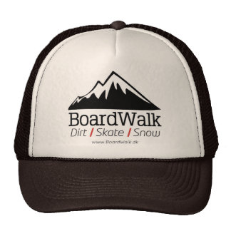 BoardWalk Trucker Cap