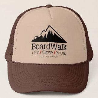BoardWalk Trucker Trucker Hat