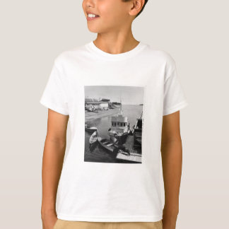 Boat SHEARWATER at Kodiak T-Shirt