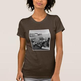 Boat SHEARWATER at Kodiak Tee Shirt