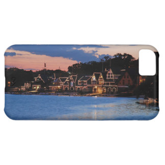 Boathouse Row dusk iPhone 5C Case