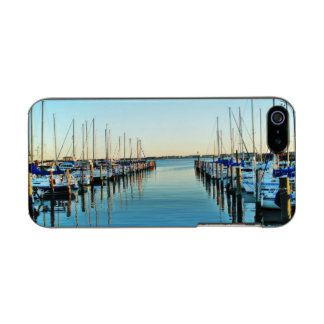 Boats At The Marina by Shirley Taylor Incipio Feather® Shine iPhone 5 Case