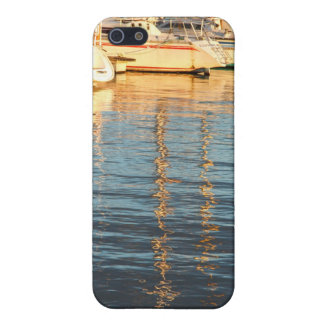 Boats in the marina case for the iPhone 5
