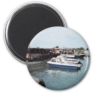 Boats Magnet