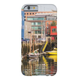 Boats Moored | Portland, Maine Barely There iPhone 6 Case