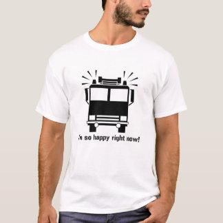 Bob and Phil: Firetruck T-Shirt