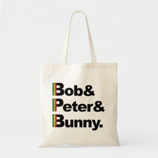 Bob&Peter&Bunny Tote Bag