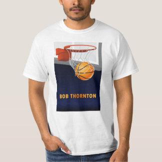 Bob Thornton Basketball T-Shirt